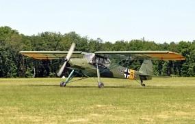 Обои Fieseler Storch Fi-156: Самолёт, Fieseler Storch, Самолеты