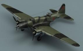 Обои Ил-4: Самолёт, Ил, Самолеты