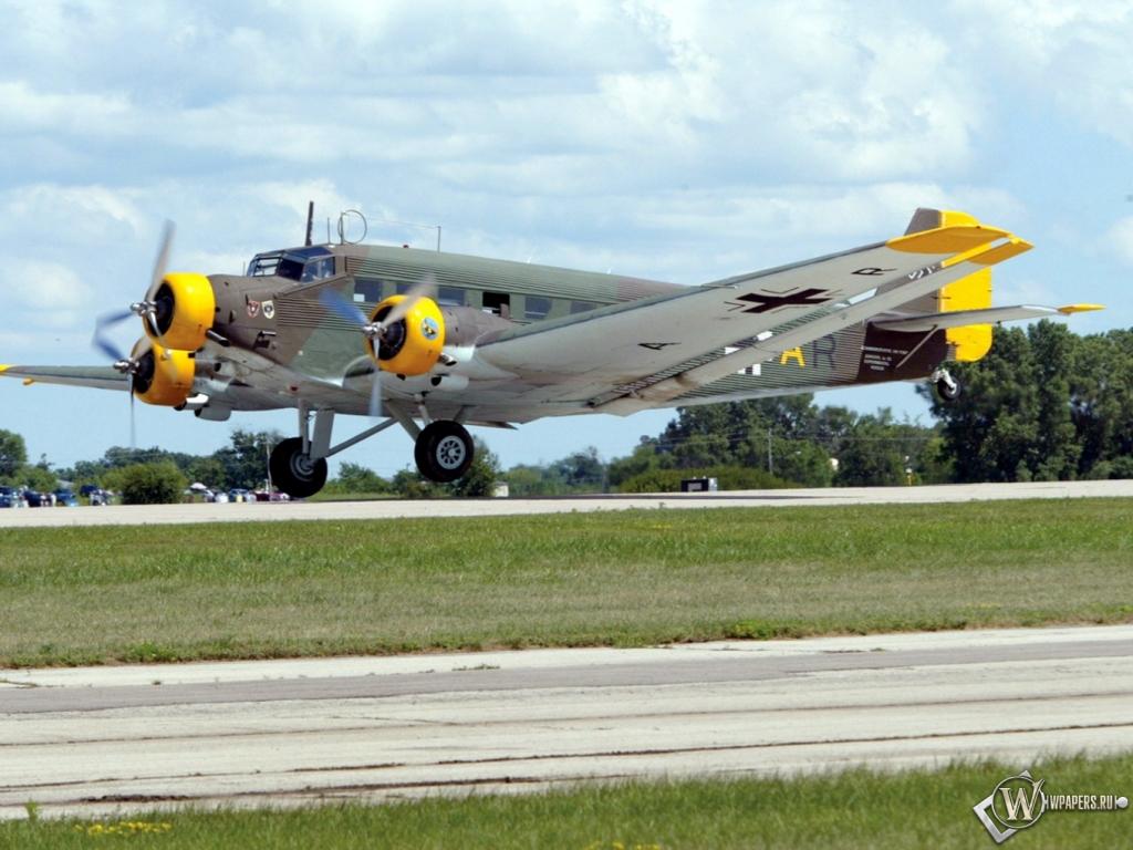 Junkers Ju-52 1024x768