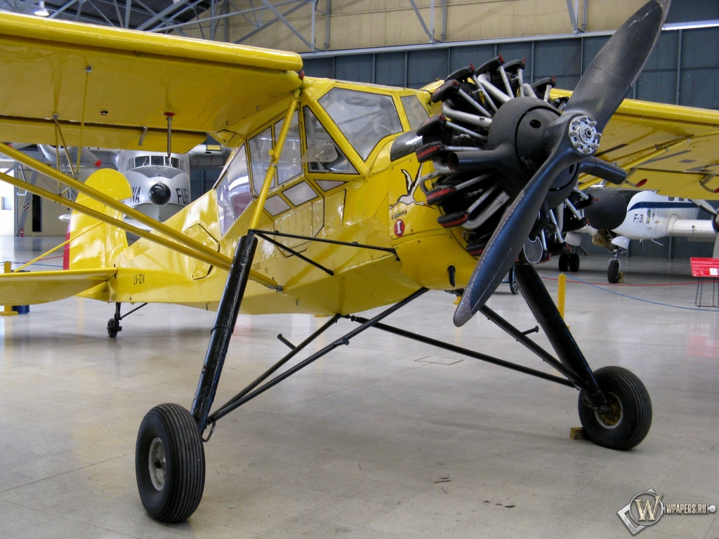 Fieseler Storch Fi-156 1024x768