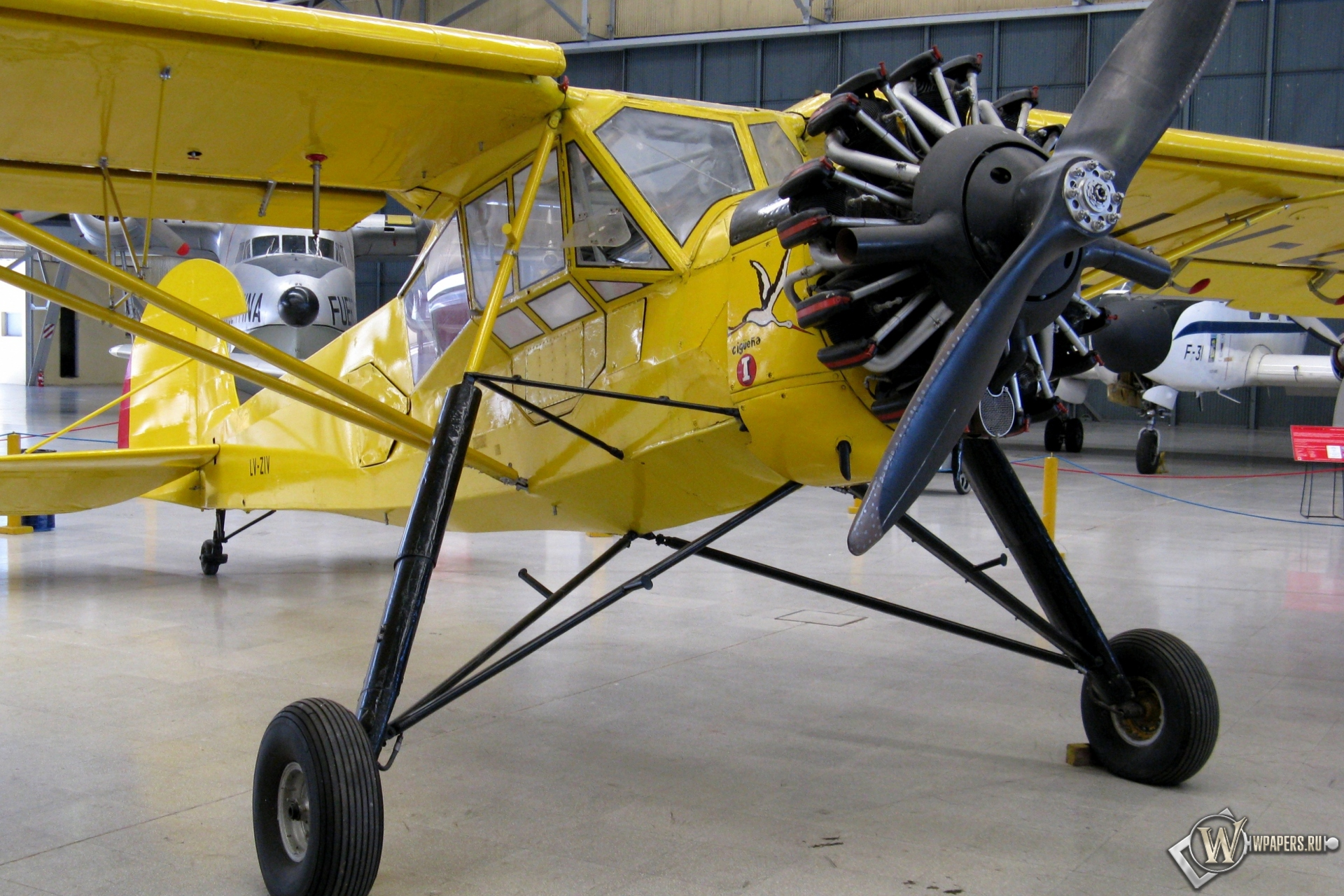 Fieseler Storch Fi-156 1920x1280