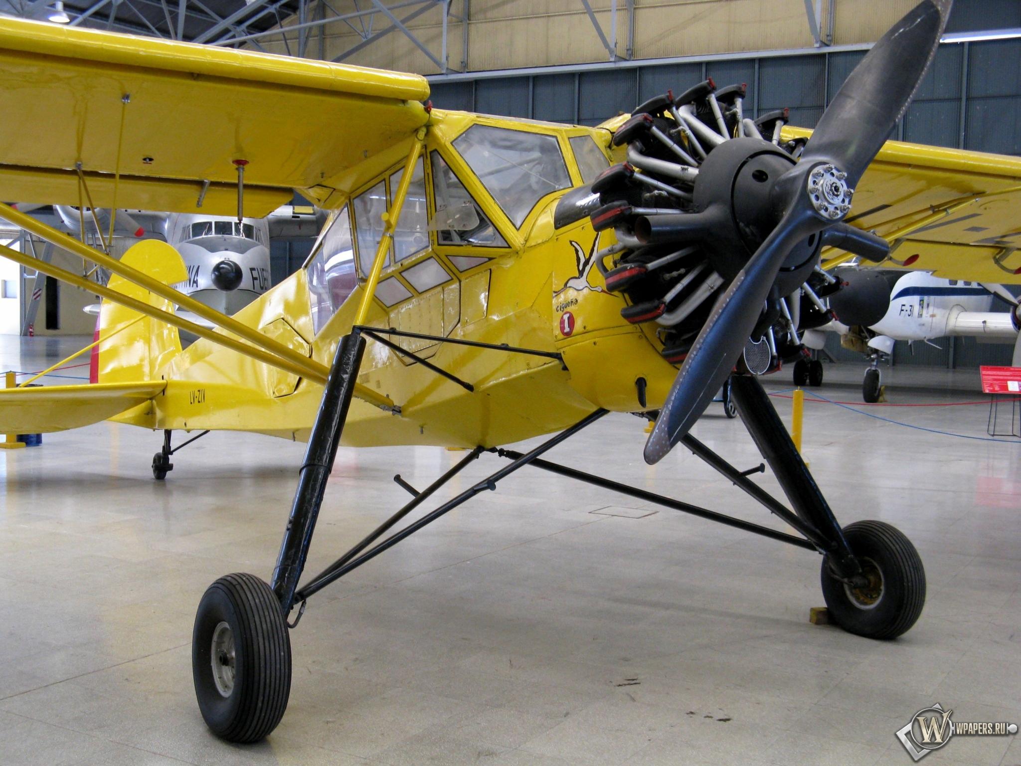 Fieseler Storch Fi-156 2048x1536