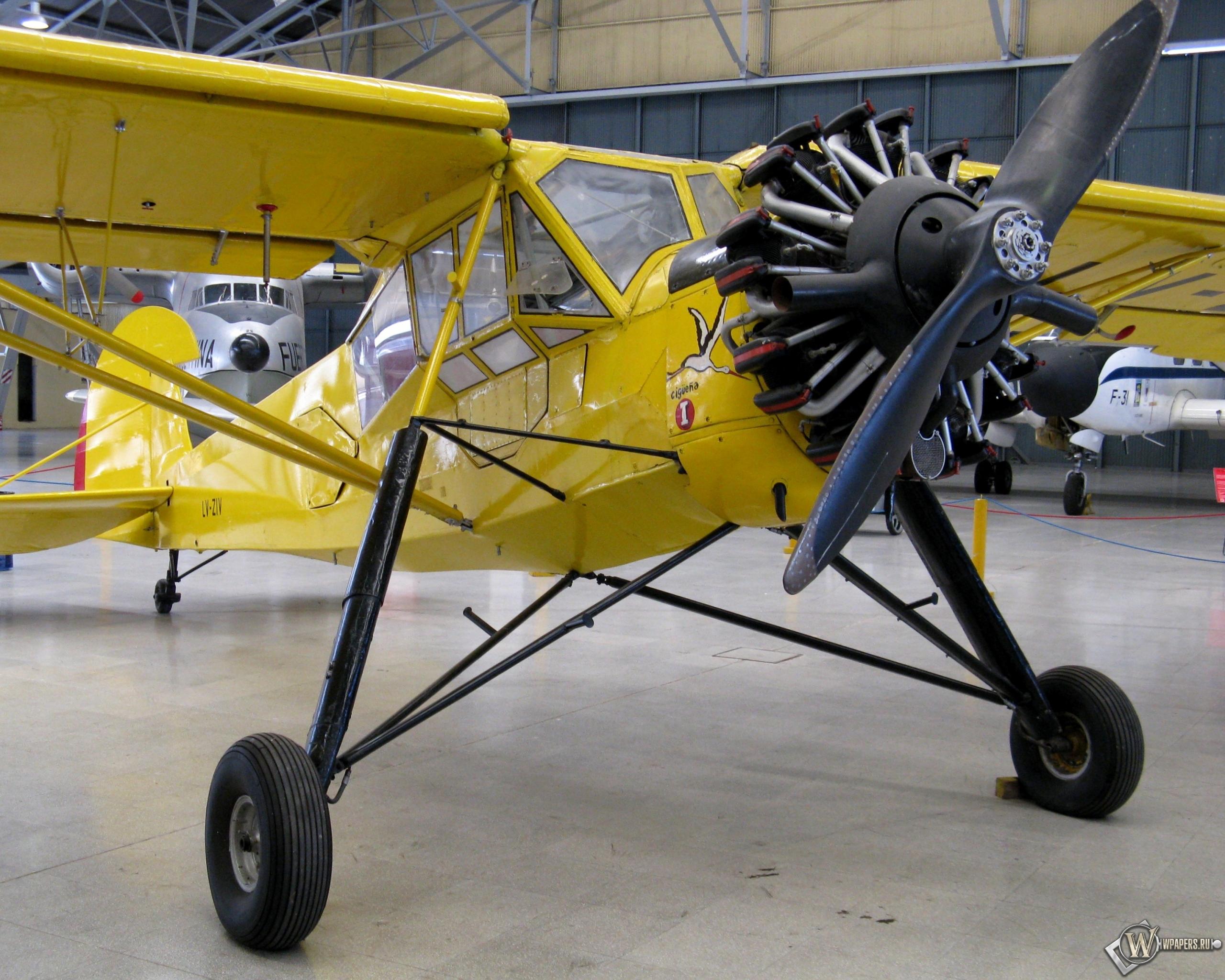 Fieseler Storch Fi-156 2560x2048