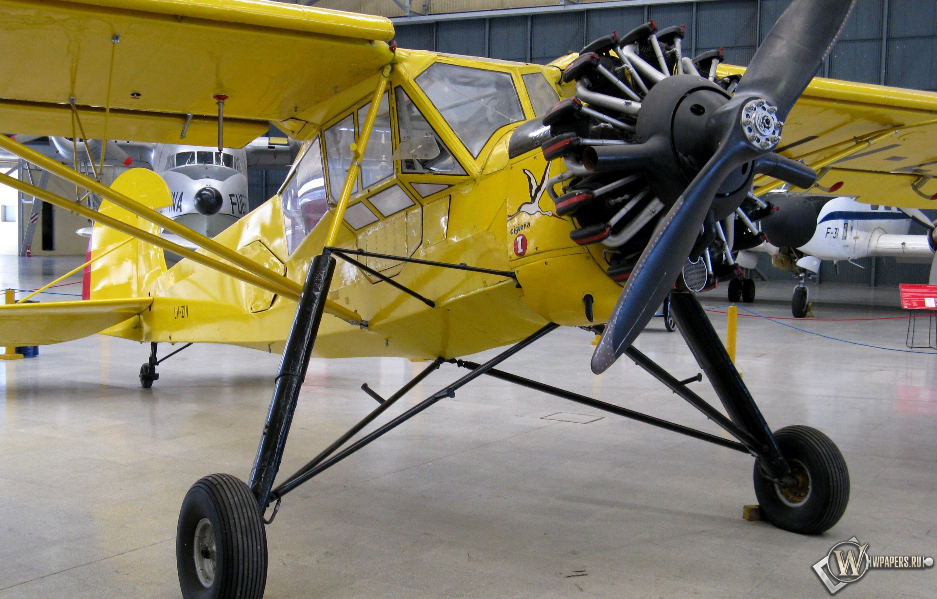 Fieseler Storch Fi-156 3200x2048