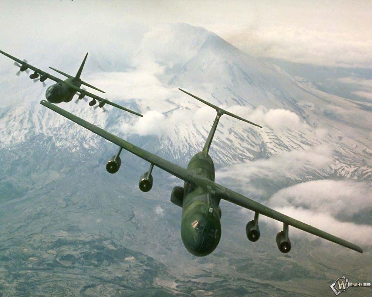 Бомбардировщики 1280x1024