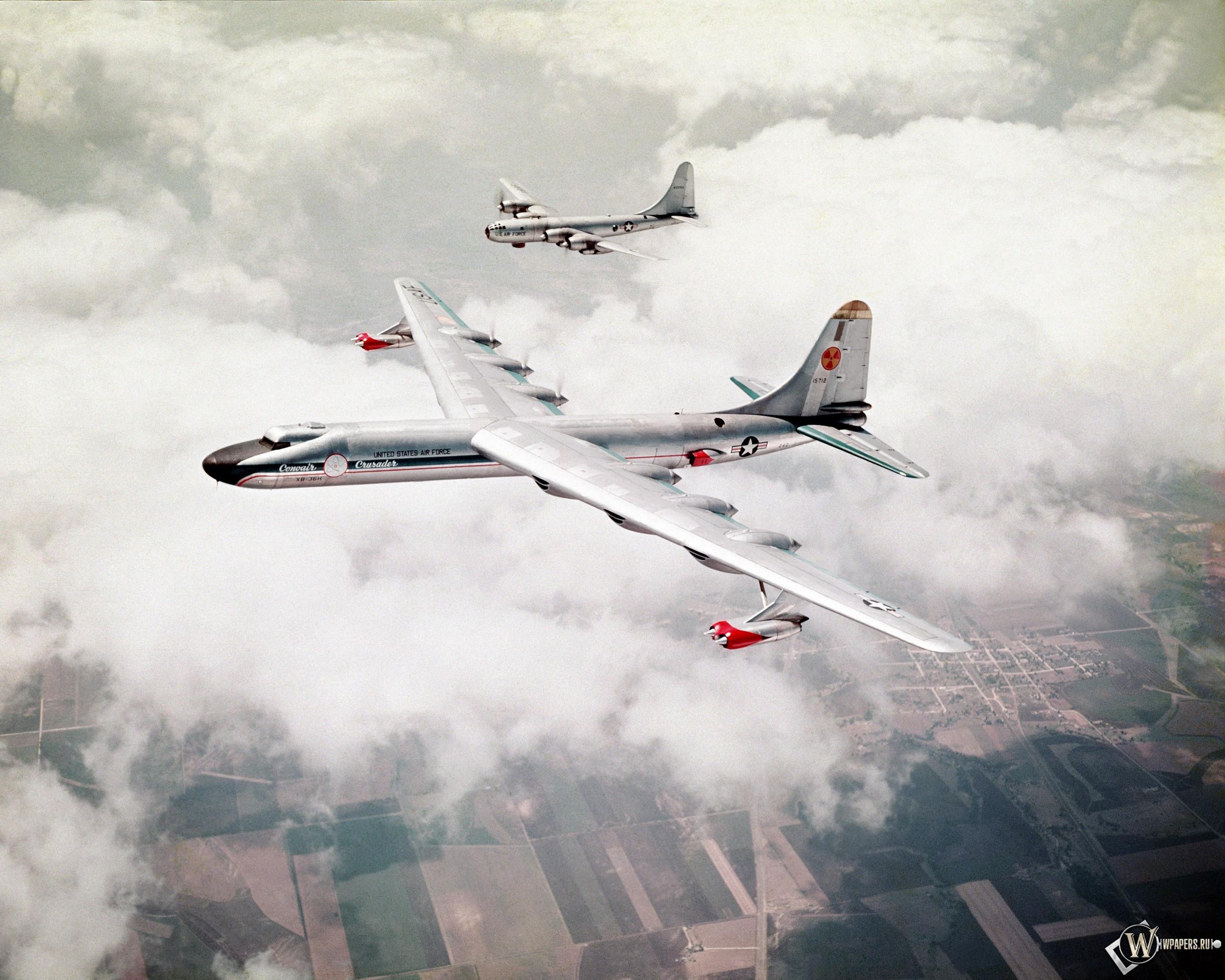 Самолеты летят 2560x2048