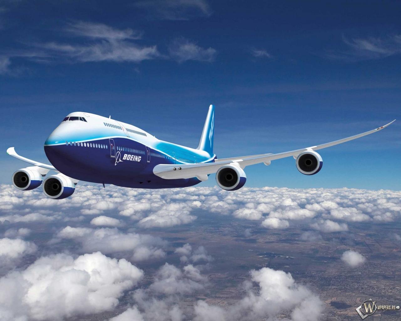 Boeing-747 1280x1024