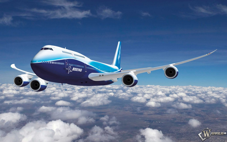 Boeing-747 1440x900
