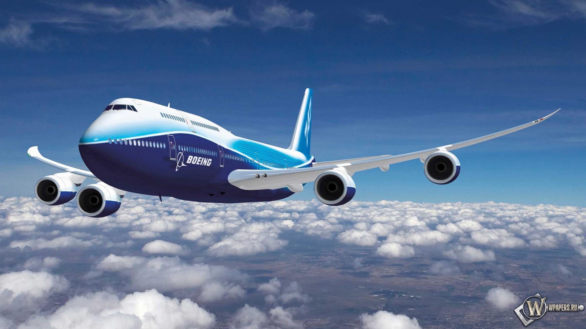 Boeing-747 2048x1152