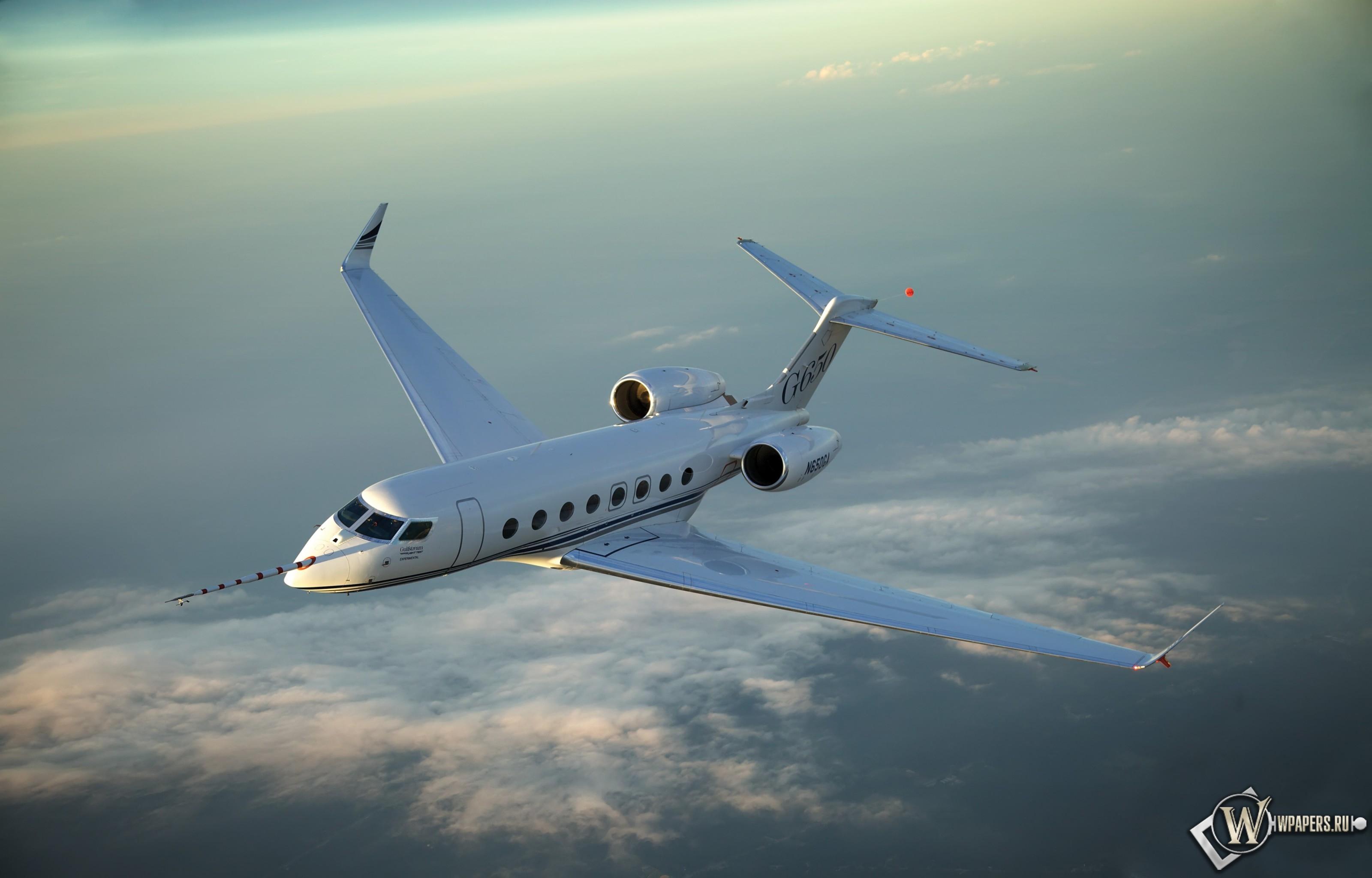 Gulfstream G650 3200x2048