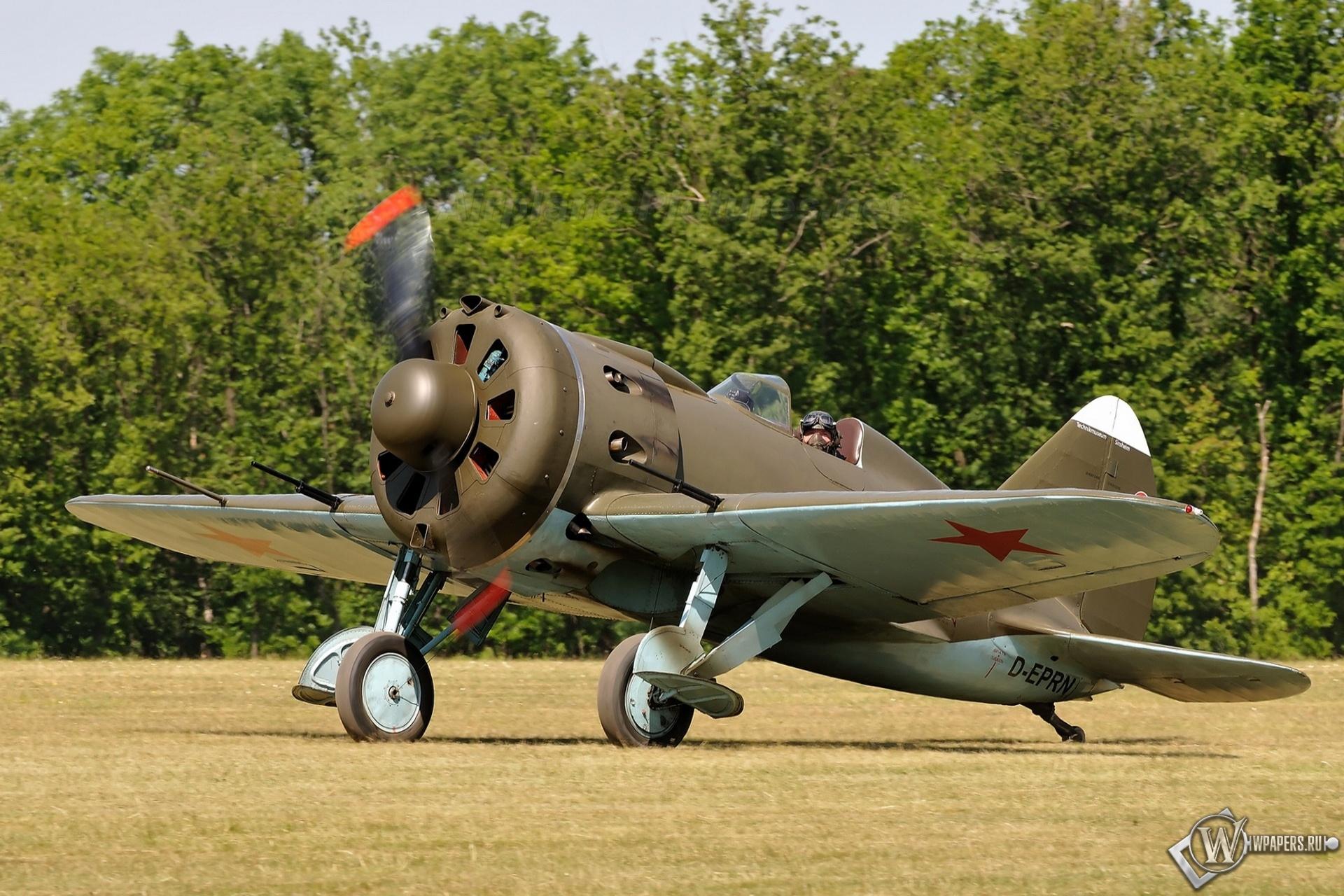 Polikarpov I-16 1920x1280