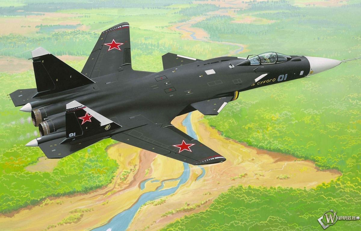 Су-47 1200x768