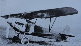 Fokker D-VII DR-1