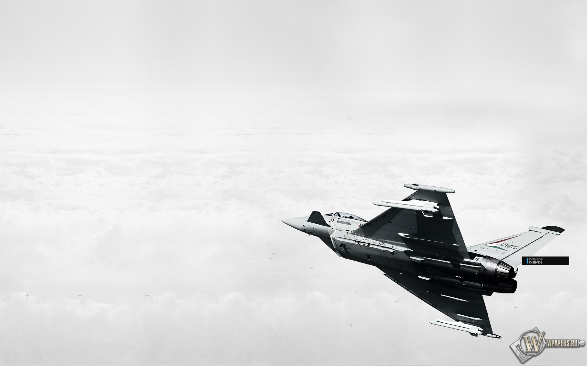 Eurofighter typhoon 1920x1200