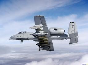 Обои Штурмовик A-10: A-10, Штурмовик, Истребители