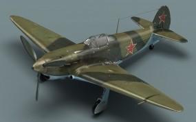 Обои Советский истребитель Як-1: Самолёт, Макет, Кабина, Як, Истребители