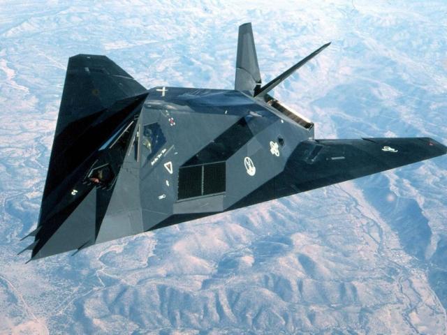 Стелс F-117