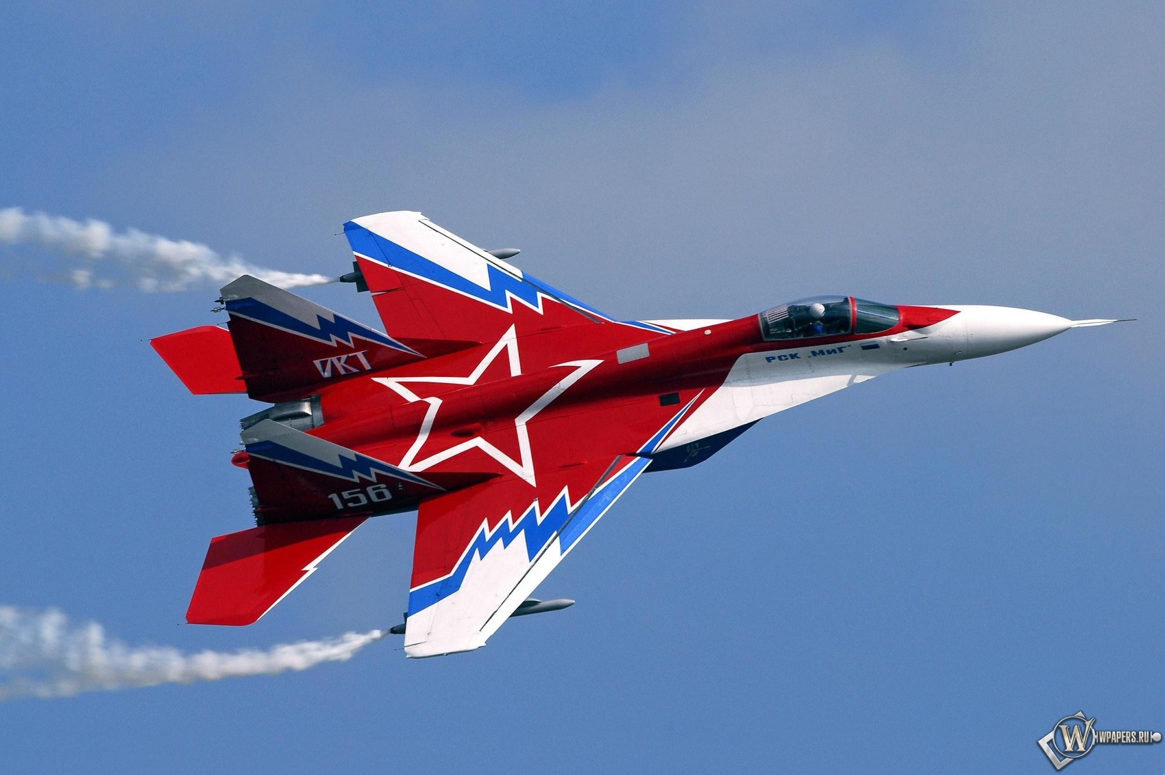 МиГ-29 2300x1530
