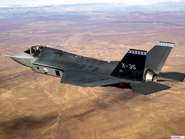 Истребитель X-35