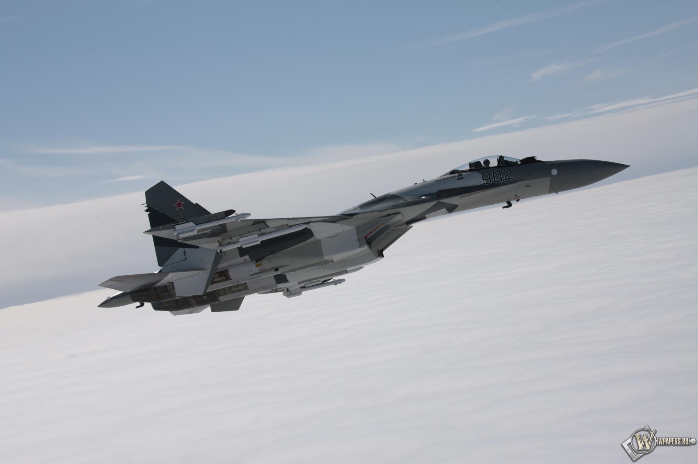 Су-35 2300x1530