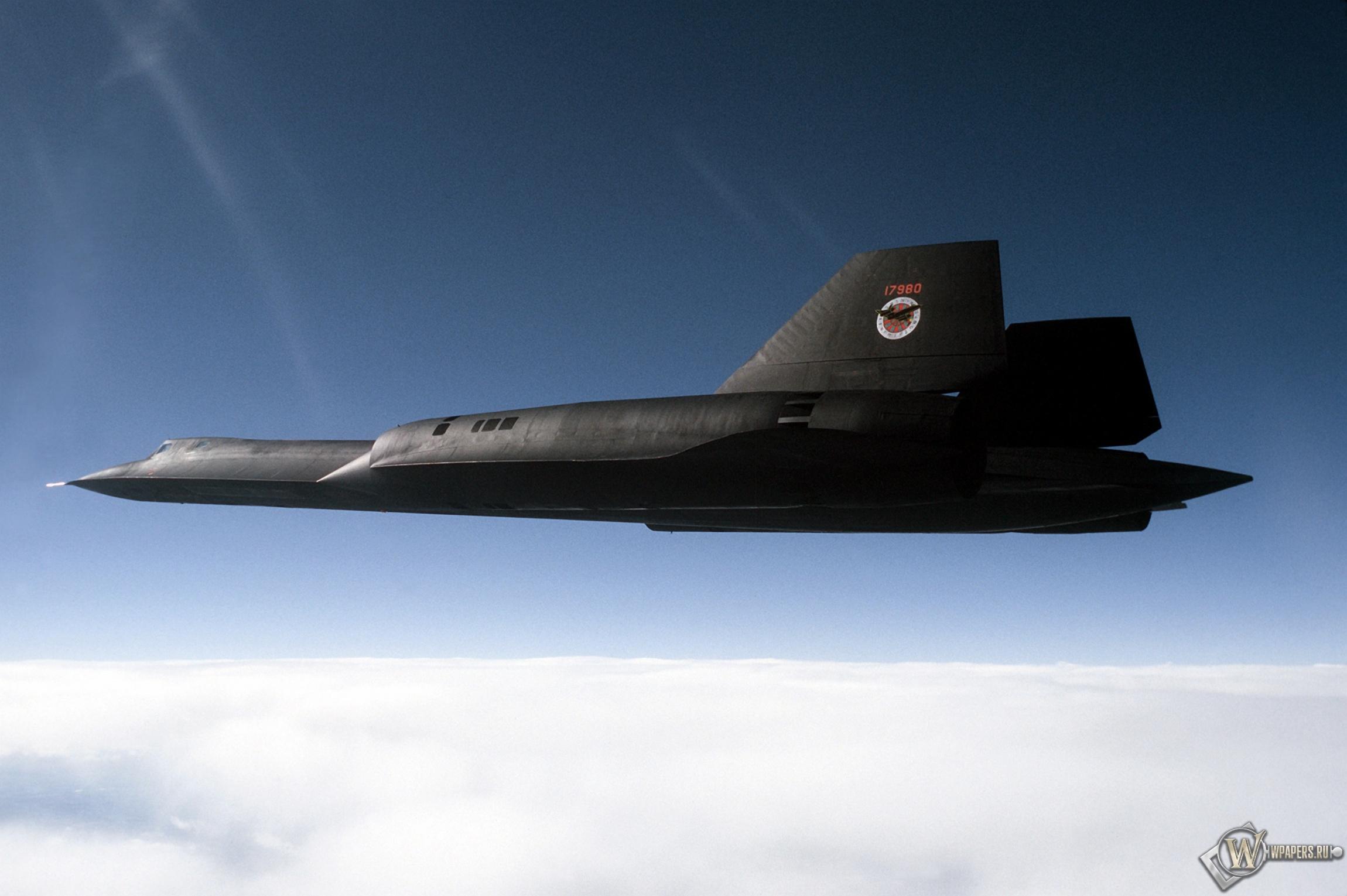Lockheed SR-71 2300x1530