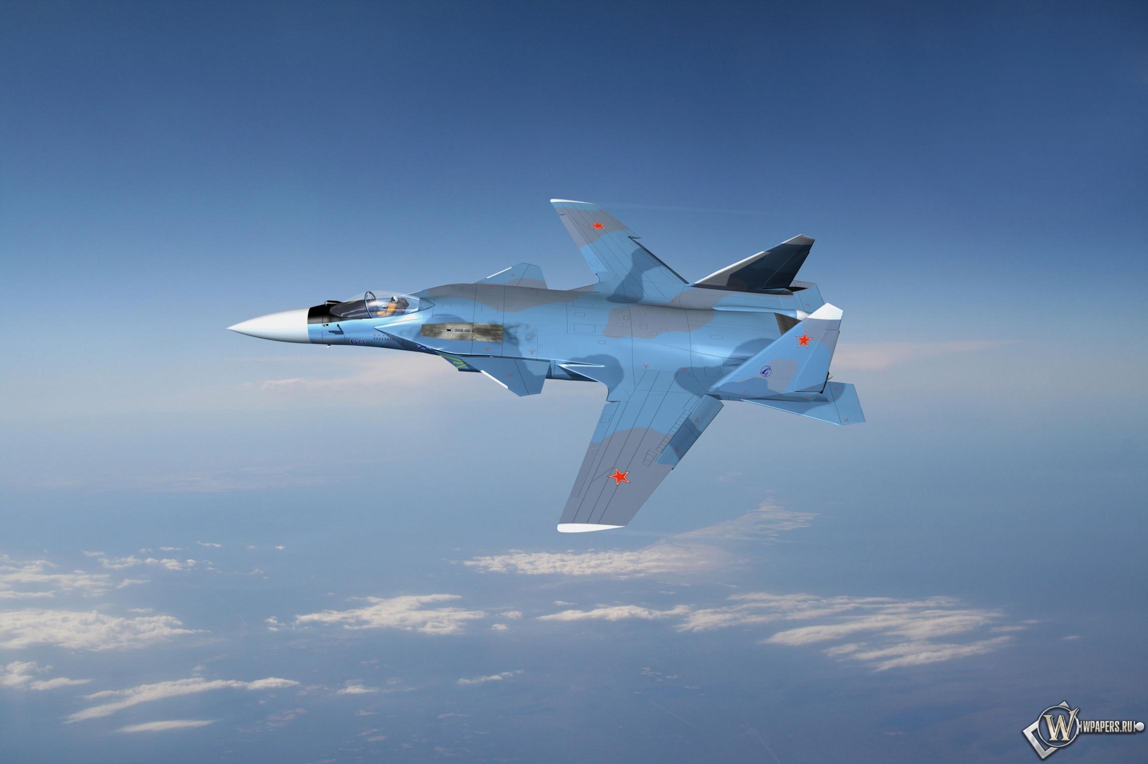 Су-47 2300x1530