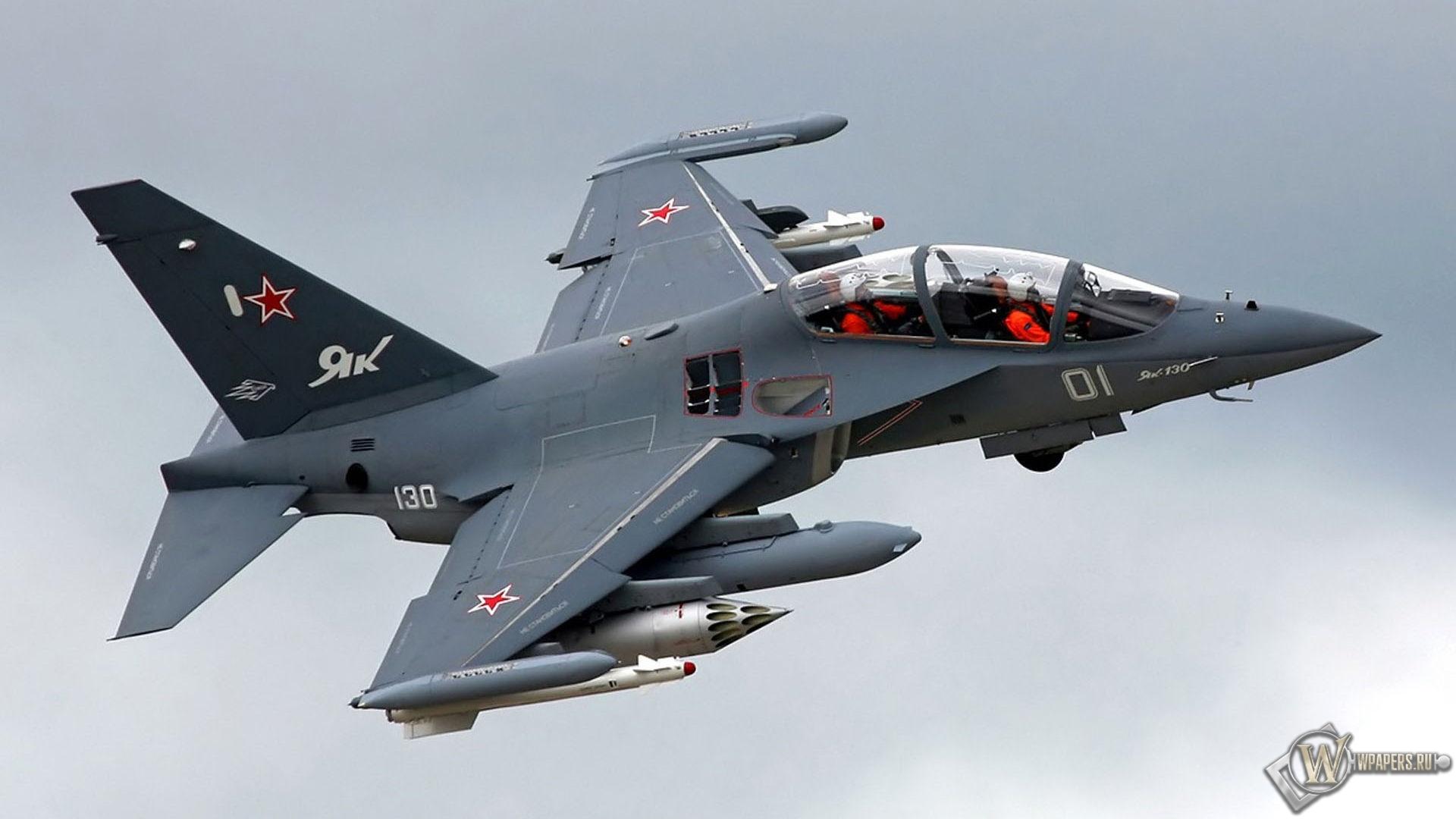 Як-130 1920x1080