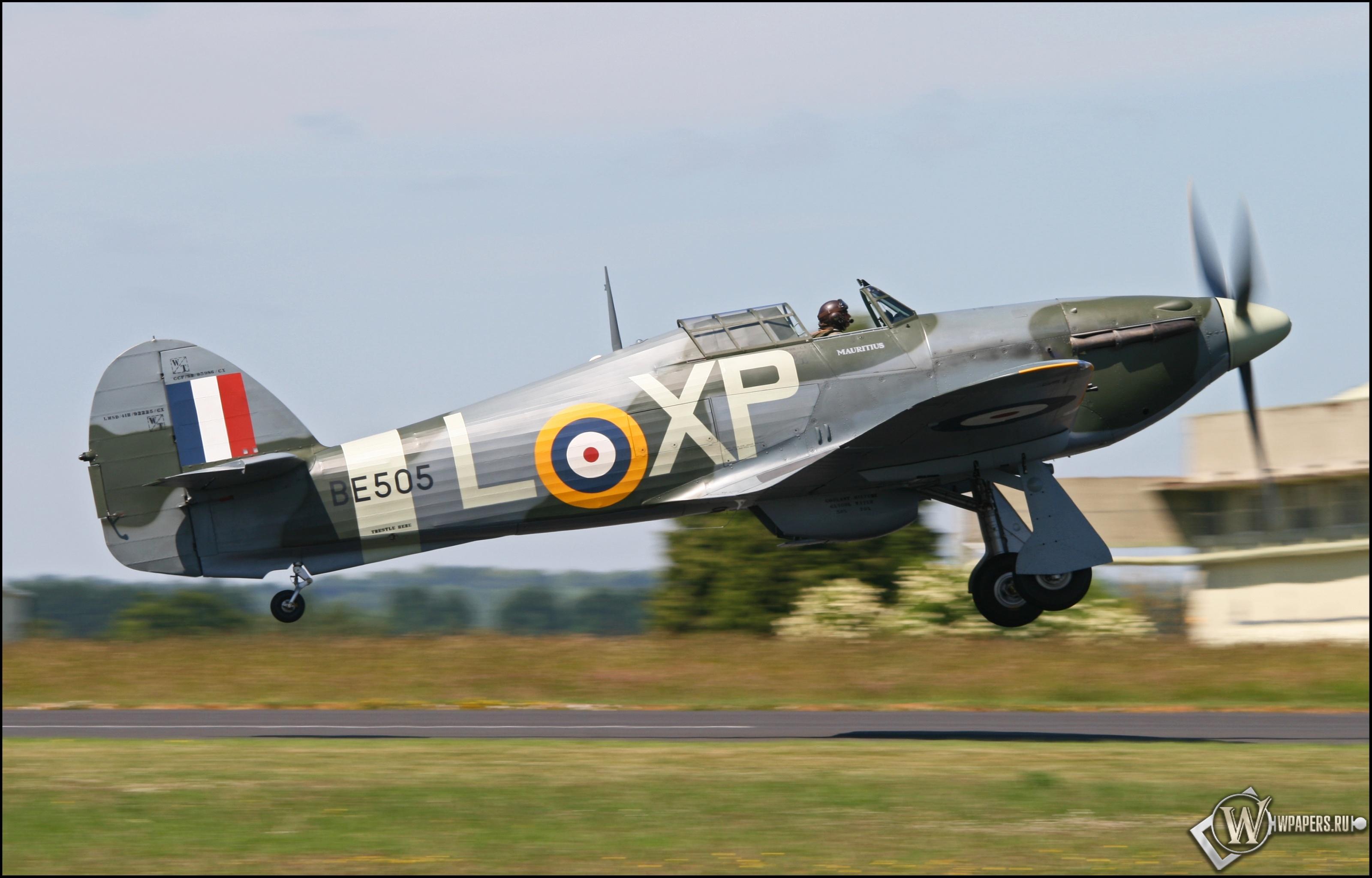 Hawker Hurricane 3200x2048