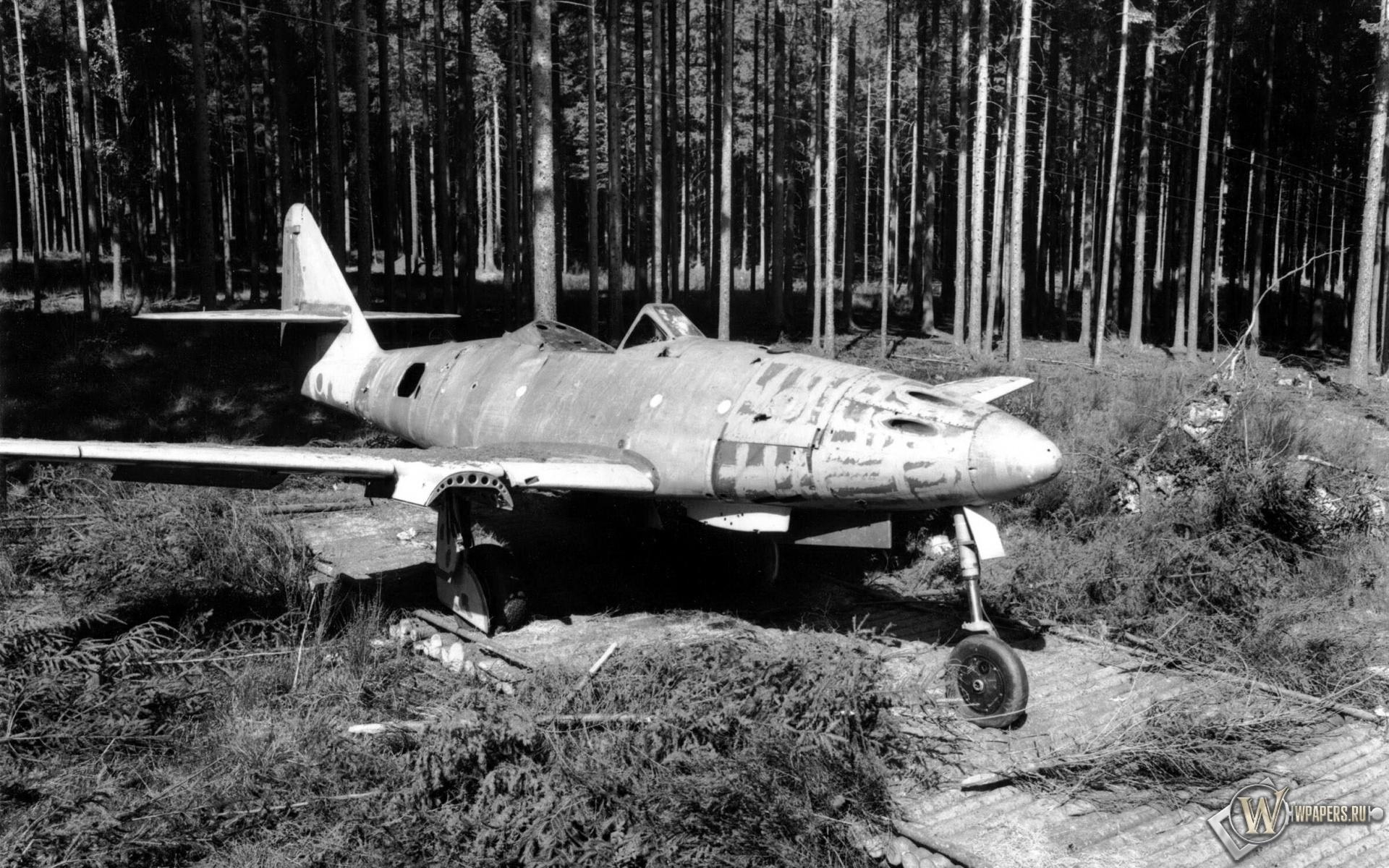 Messerschmitt Me 262 1920x1200