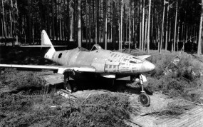 Обои Messerschmitt Me 262: Истребитель, Messerschmitt, Самолеты