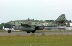 Обои Messerschmitt Me 262: Истребитель, Messerschmitt Me 262, Самолеты