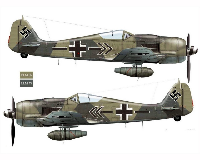 Fw-190A8-JG2