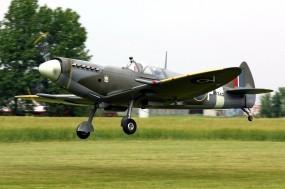 Обои Supermarine Spitfire: Истребитель, Авиация, Истребители