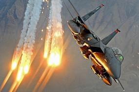 Обои Отстрел ЛТЦ: Истребитель, ИК-ловушки, ЛТЦ, Истребители