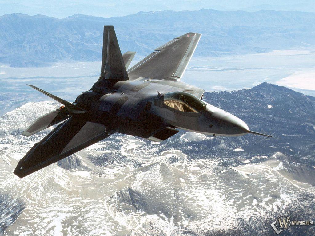 F-22 1024x768
