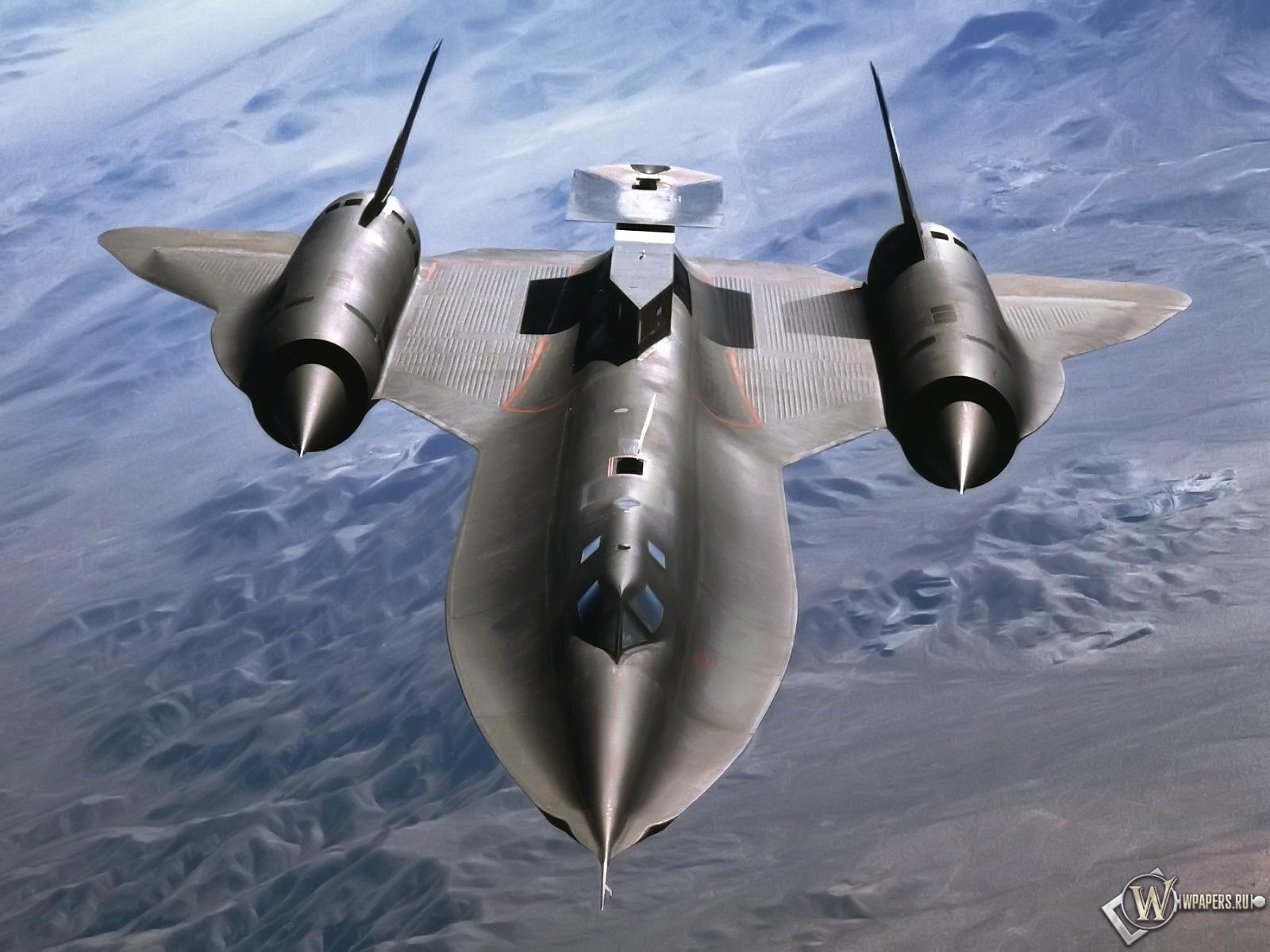 SR-71 Blackbird 1600x1200