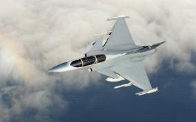 Обои Сверхзвуковой истребитель : Полёт, Истребитель, Военные самолеты, Небо, Воздух, Истребители