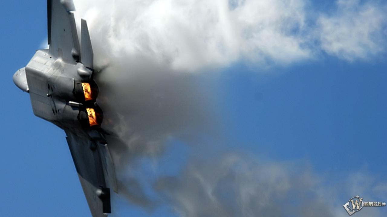 F22 Raptor 1280x720
