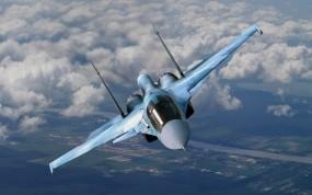 Su-34 Flanker-E