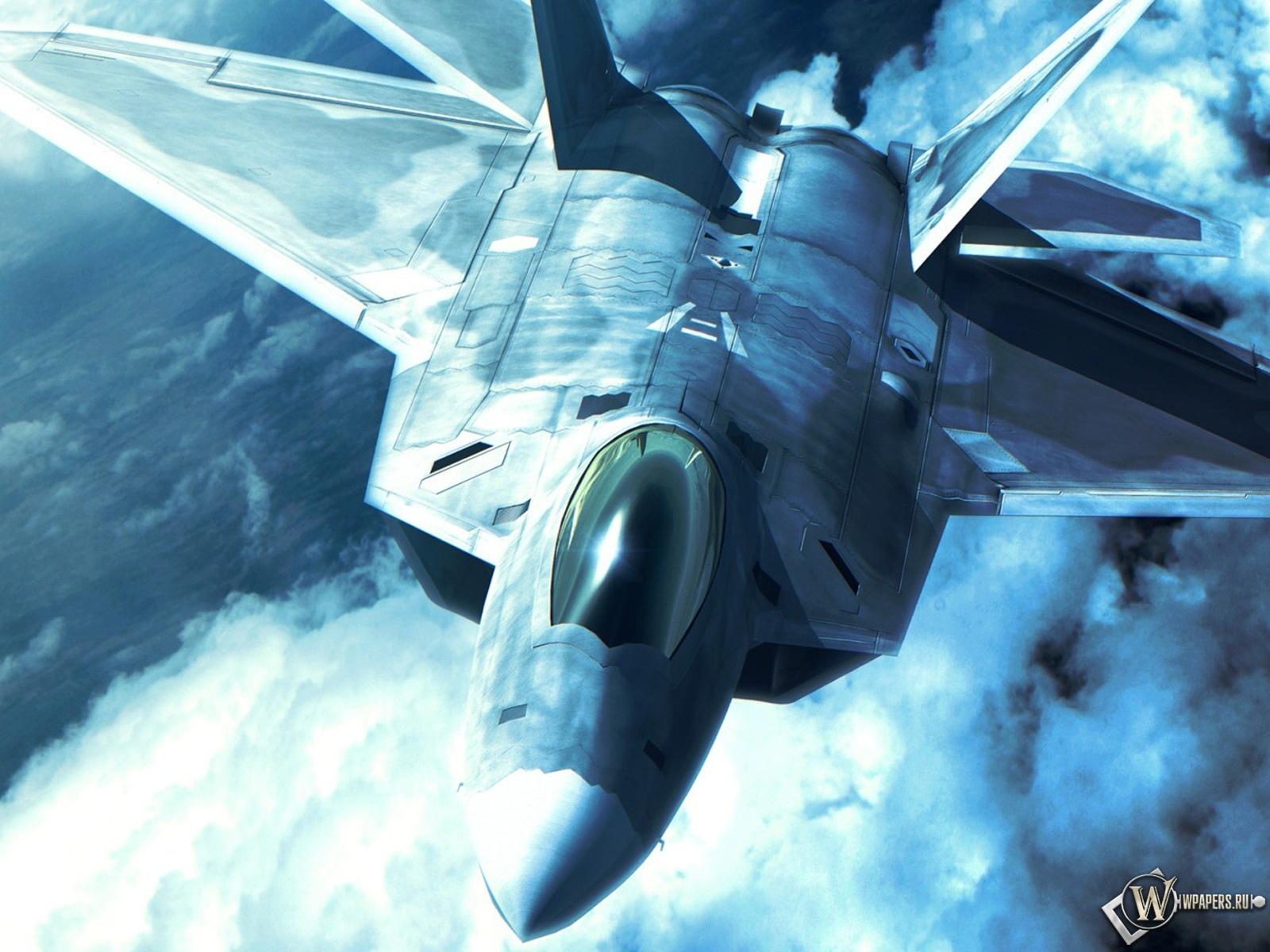 F-22 Raptor 1600x1200