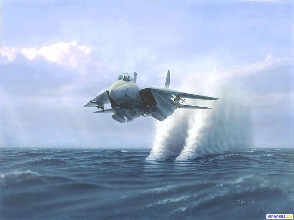 F-14 Tomcat 1024x768