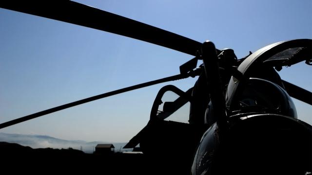 Лопасти Ми-24