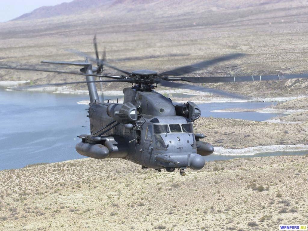 Вертолет 1024x768