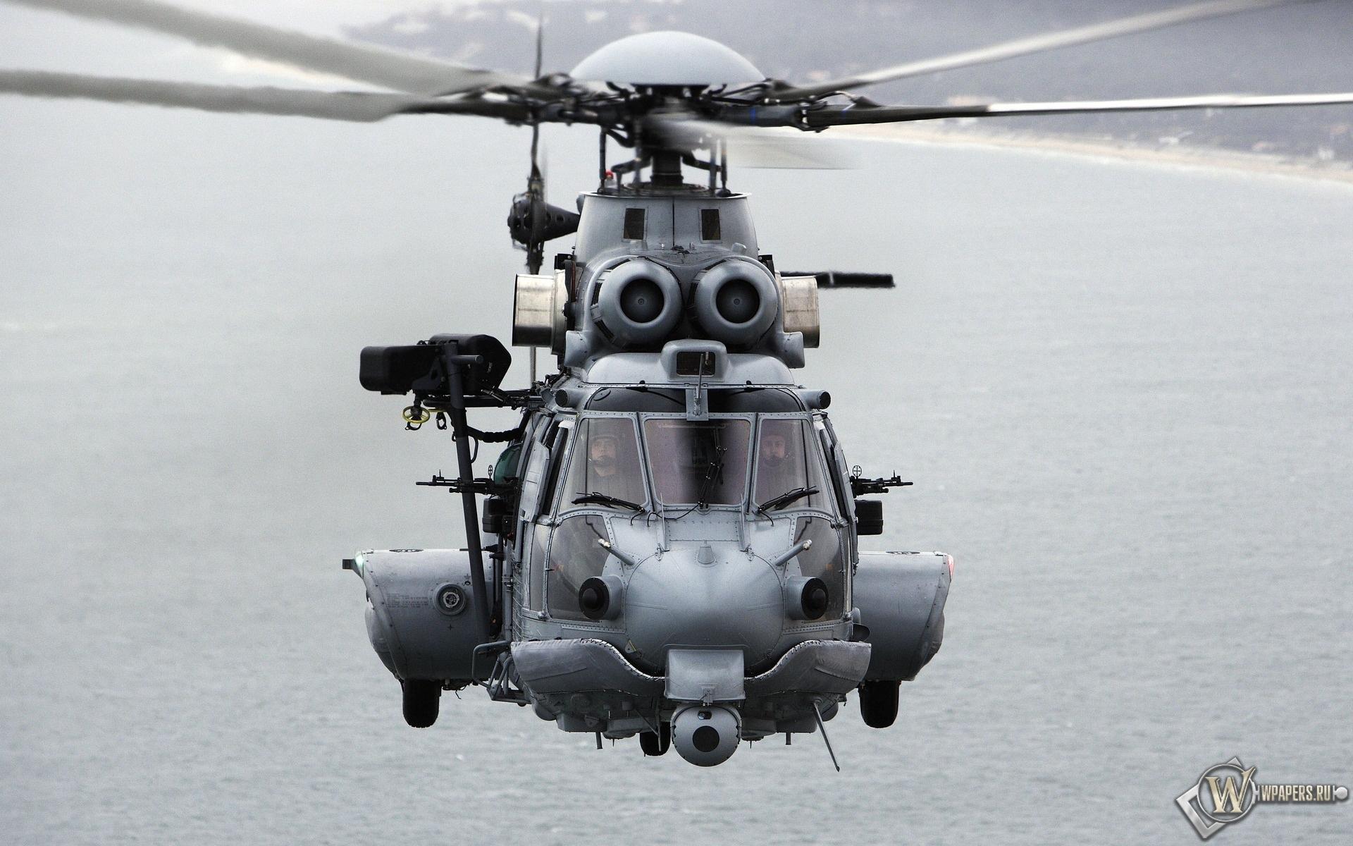 Военный вертолет 1920x1200
