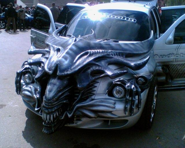 Чужой автомобиль