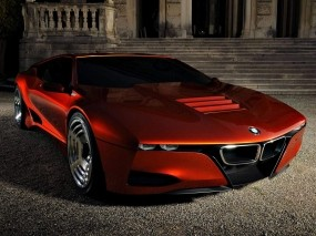 Обои BMW M1 Hommage Concept: BMW M1, Автомобили
