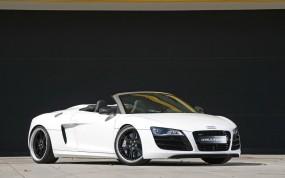 Обои Audi R8 Spyder Wheelsandmore R-Stream: Кабриолет, Audi R8, Автомобили