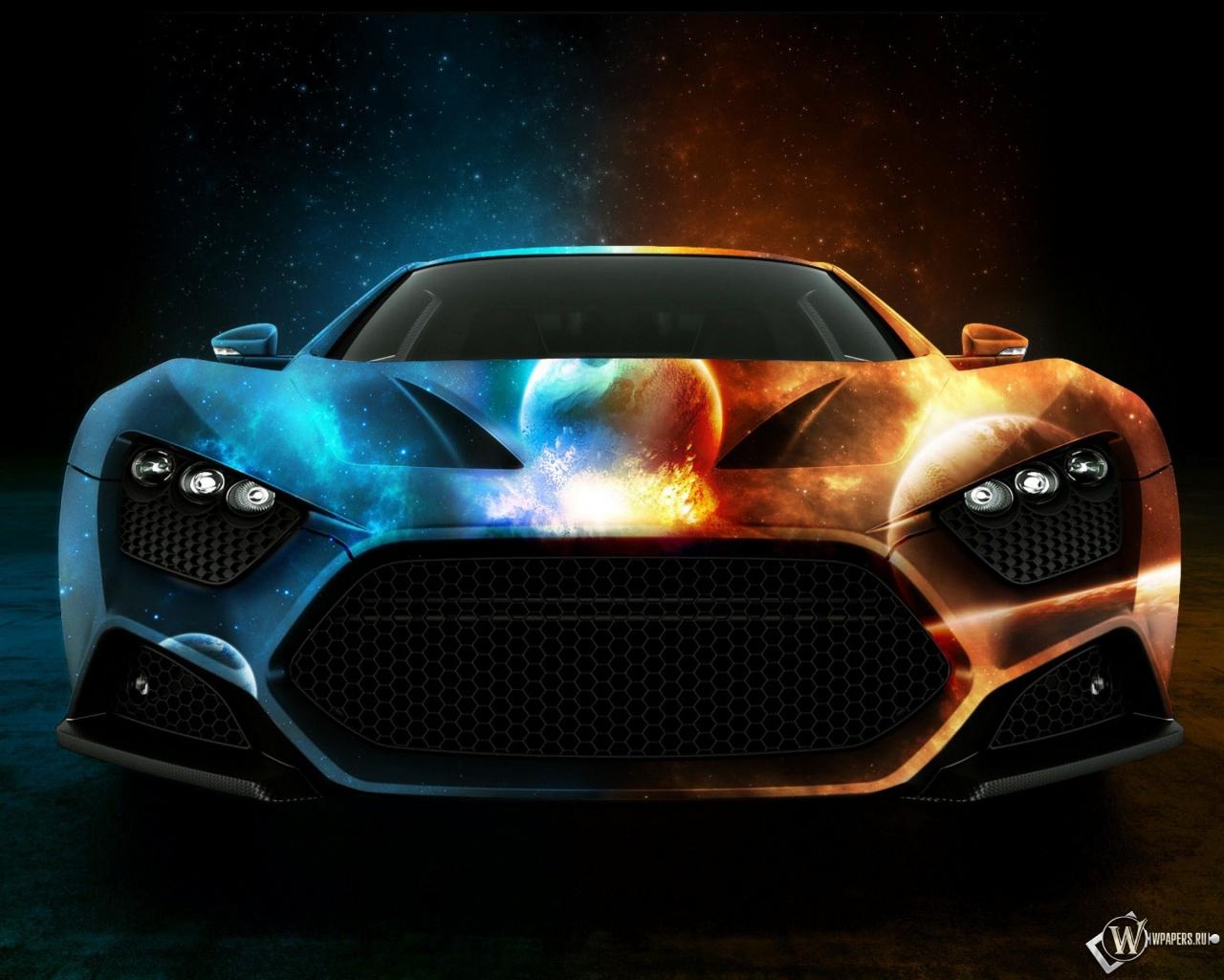 Машина двух миров 1280x1024
