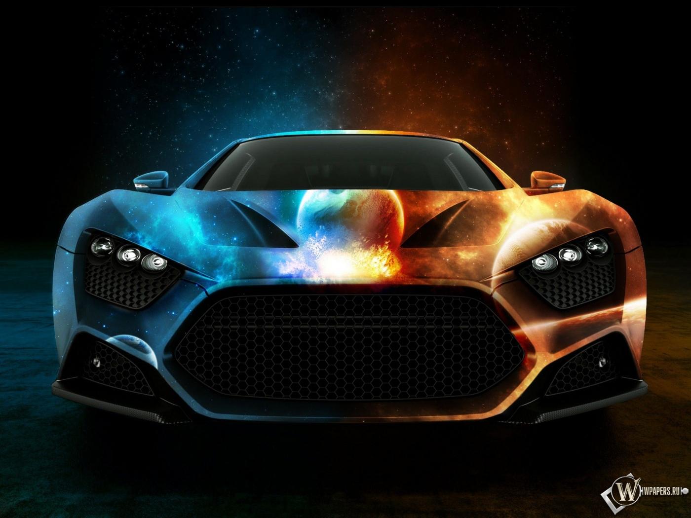 Машина двух миров 1400x1050