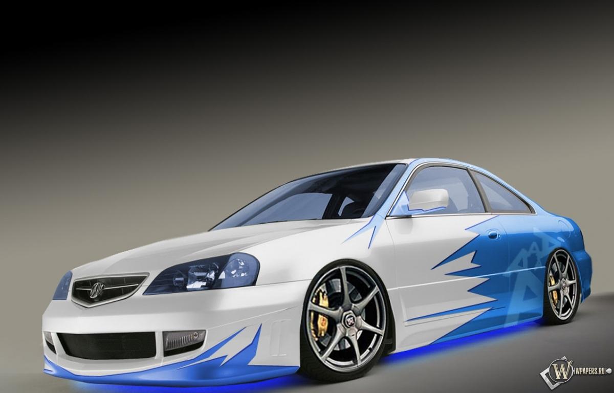 3D Acura 1200x768